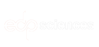 EDP Sciences